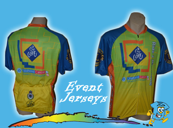 Cycling Jerseys for Events