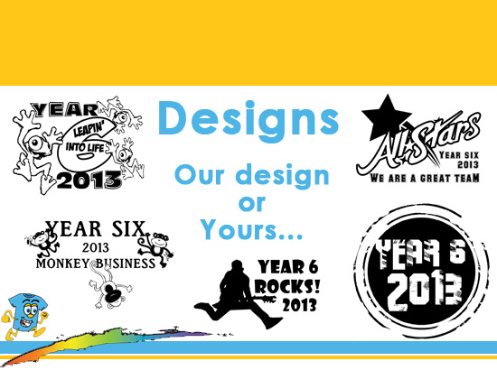 Designs - yours or ours