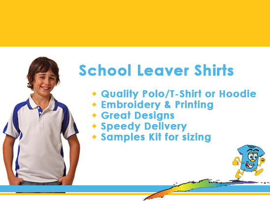 School Leavers Shirts