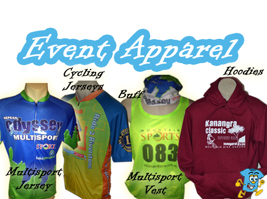 Event apparel